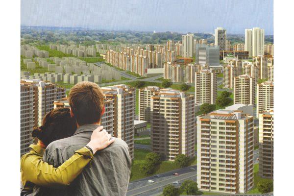 Şehir inşa ediyoruz